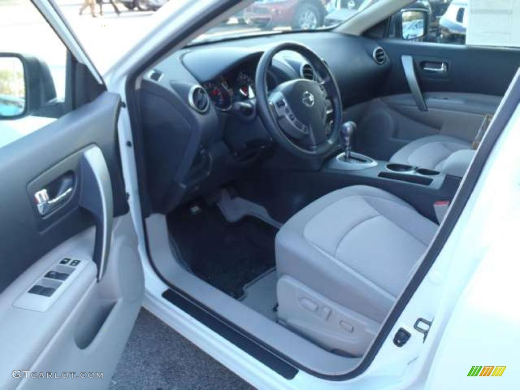 Gray interior 2011 nissan rogue sv photo 39150893 - 2012 nissan rogue exterior colors ...