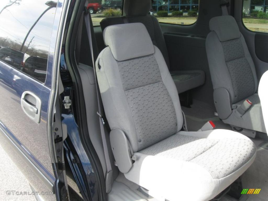 2005 Chevrolet Uplander Standard Uplander Model Interior