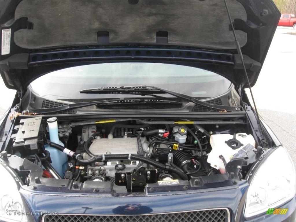 2005 Chevy Uplander Engine Diagram