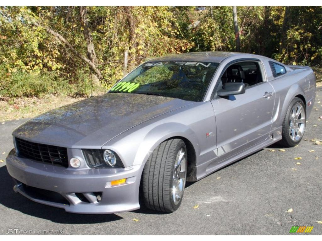 2006 Tungsten Grey Metallic Ford Mustang Saleen S281 Coupe