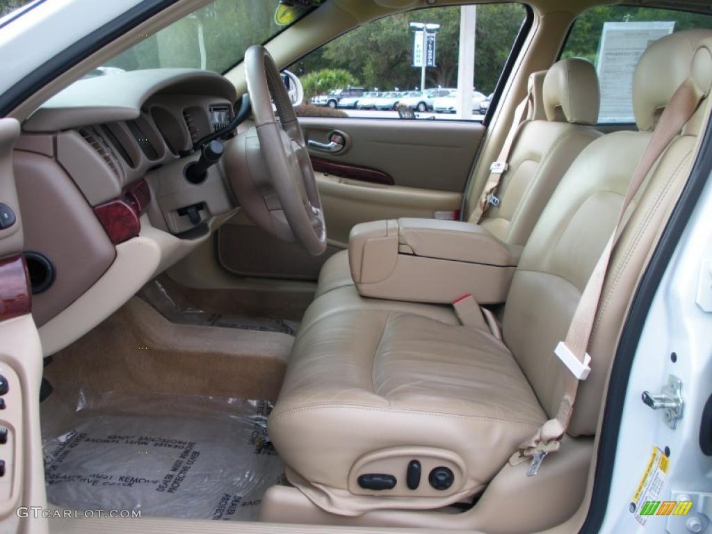 on 2007 Buick Lacrosse Inside