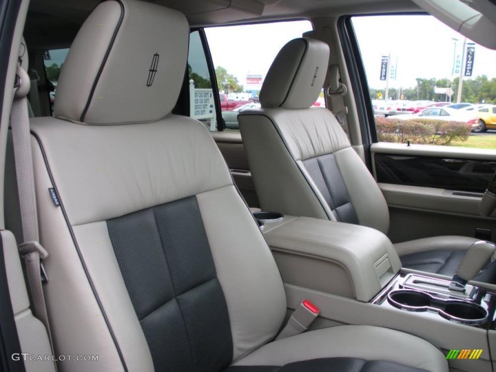 2010 Lincoln Navigator Limited Edition Interior Photos