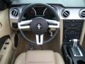 2007 Performance White Ford Mustang GT Premium Convertible  photo #23