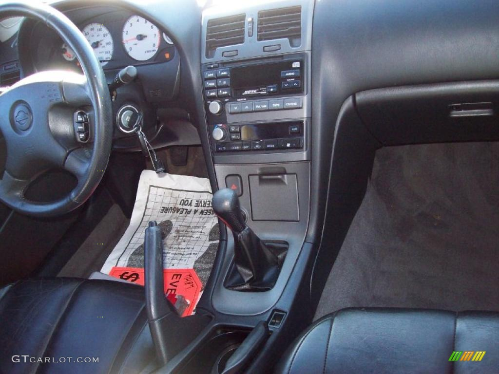 2000 Nissan Maxima Se 5 Speed Manual Transmission Photo