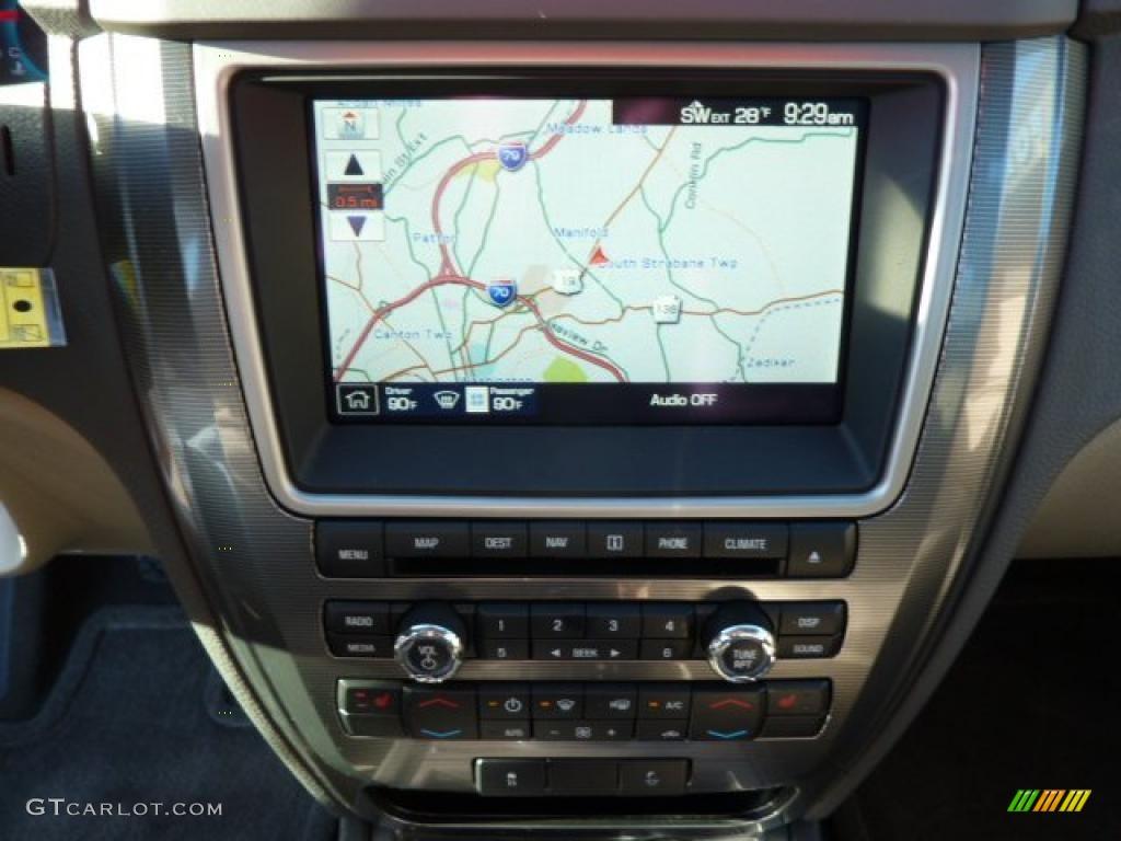 2010 Ford Fusion Sel V6 Awd Navigation Photo 39170270