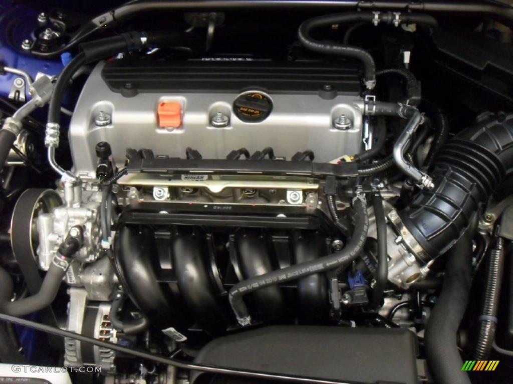 2011 Honda Accord Lx S Coupe 2 4 Liter Dohc 16 Valve I