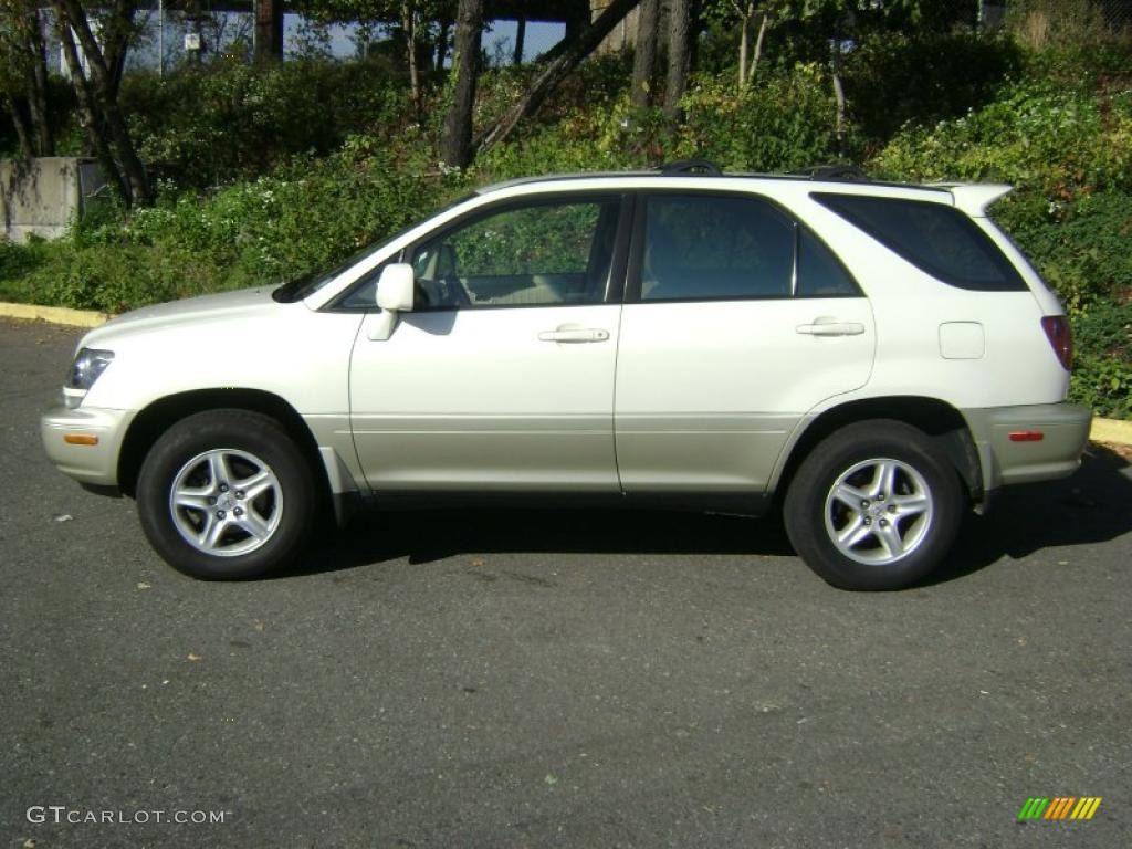 2000 rx 300 pearl white ivory photo 2