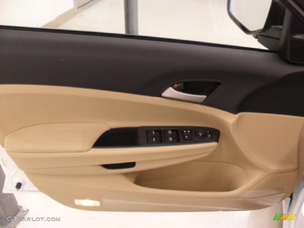 2011 Honda Accord Lx P Sedan Ivory Door Panel Photo 39173886