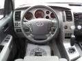 Graphite Gray Steering Wheel Photo for 2011 Toyota Tundra #39181991