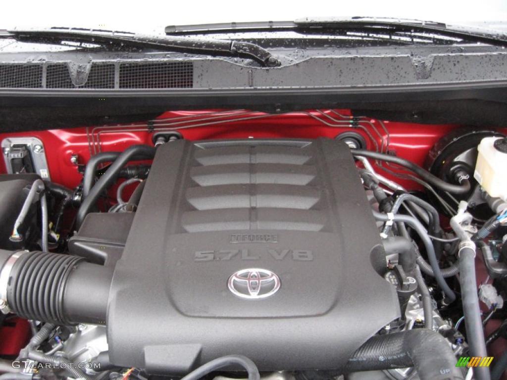 2011 Toyota Tundra Trd Crewmax 4x4 5 7 Liter I