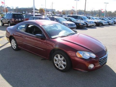 2004 Chrysler Sebring Coupe Data, Info and Specs | GTCarLot.com