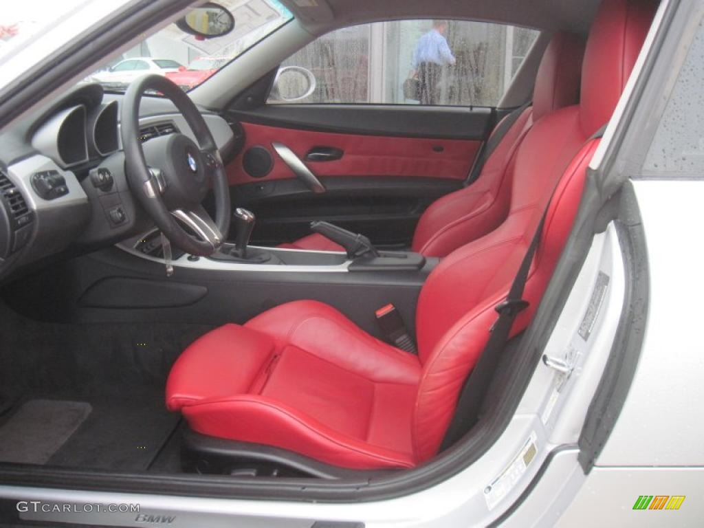 2007 Bmw Z4 3 0si Coupe Interior Photo 39187703
