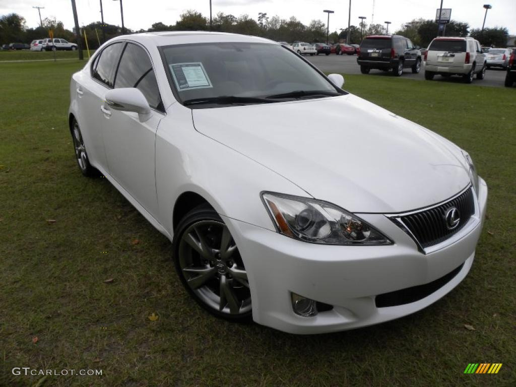 starfire white pearl 2009 lexus is 250 exterior photo 39187979. Black Bedroom Furniture Sets. Home Design Ideas