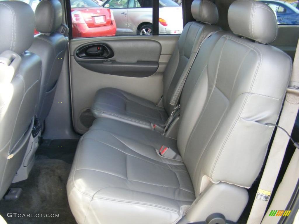 Trailblazer Interior 2002 2002 Chevrolet Trailblazer Ext
