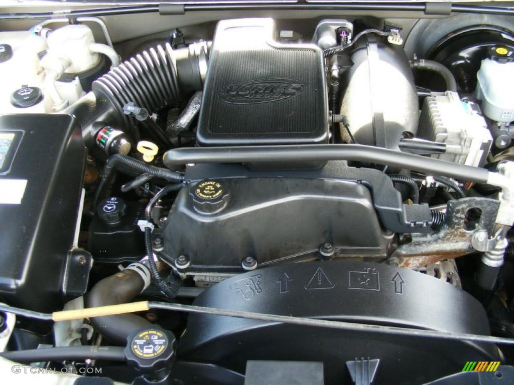 on 2005 Trailblazer Engine Diagram