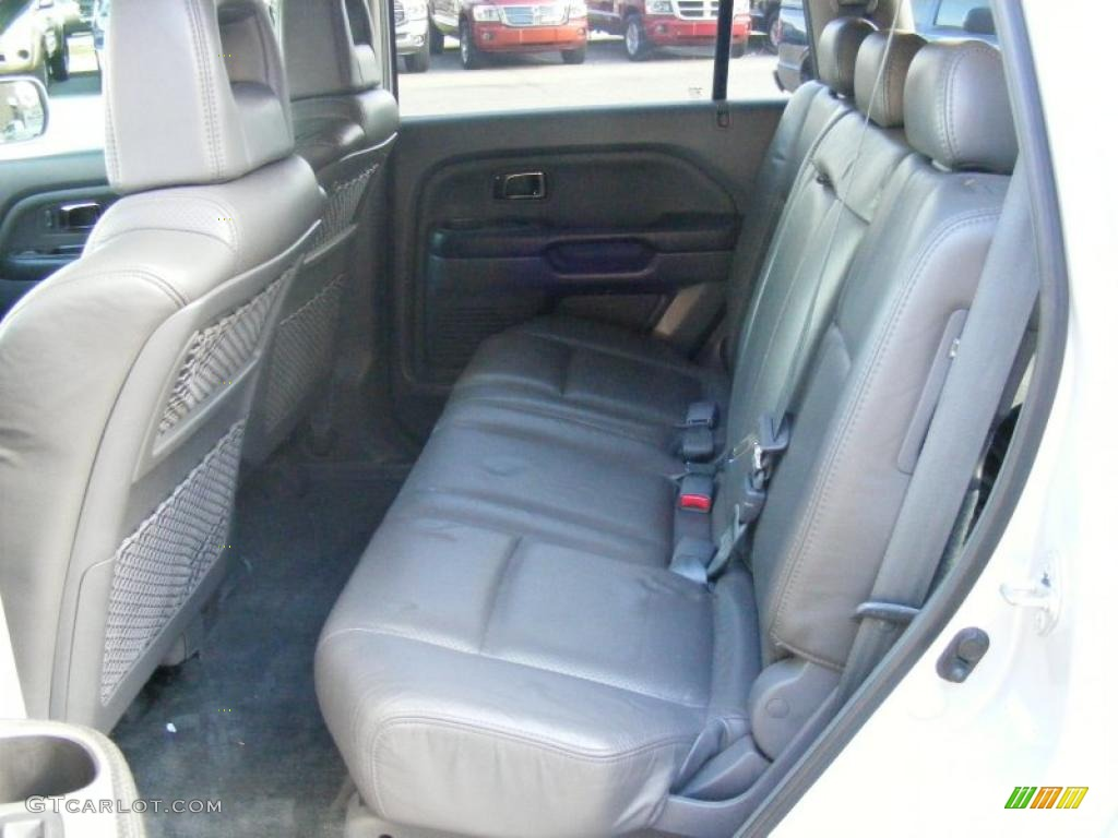 gray interior 2003 honda pilot ex l 4wd photo 39191507. Black Bedroom Furniture Sets. Home Design Ideas