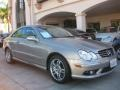 Front 3/4 View of 2003 CLK 55 AMG Coupe