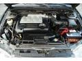 1.8 Liter DOHC 16-Valve 4 Cylinder 2002 Kia Spectra Sedan Engine