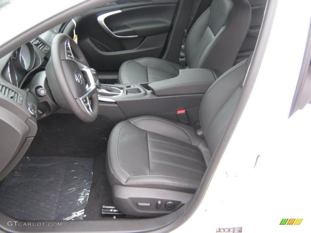 ebony interior 2011 buick regal cxl photo 39201031. Black Bedroom Furniture Sets. Home Design Ideas