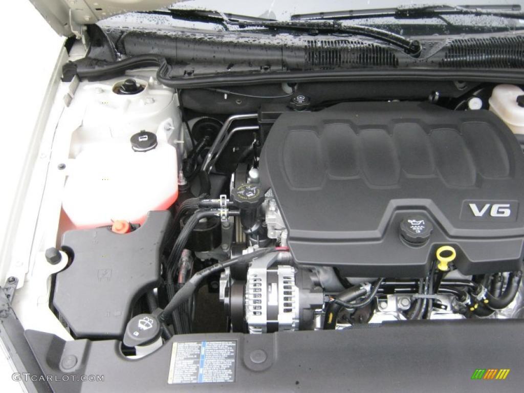 2011 Buick Lucerne Cxl 3 9 Liter Flex Fuel Ohv 12 Valve V6