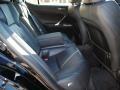 Black Interior Photo for 2008 Lexus IS #39207778