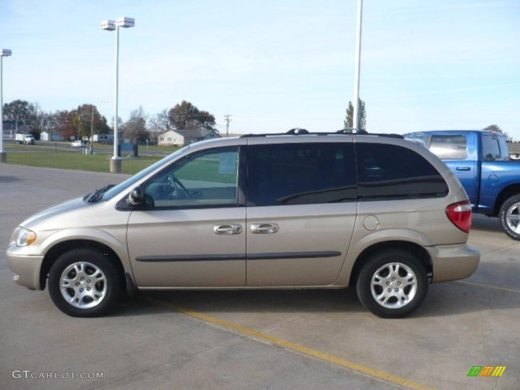 Linen gold metallic 2004 dodge caravan sxt exterior photo 39211120