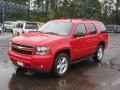 Victory Red - Tahoe LT Photo No. 1
