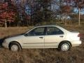 Platinum Gold Metallic 1997 Nissan Sentra Gallery