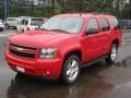 Victory Red 2011 Chevrolet Tahoe LT