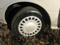 1997 Nissan Sentra GXE Wheel and Tire Photo