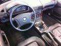 Black Prime Interior Photo for 1997 BMW Z3 #39212810
