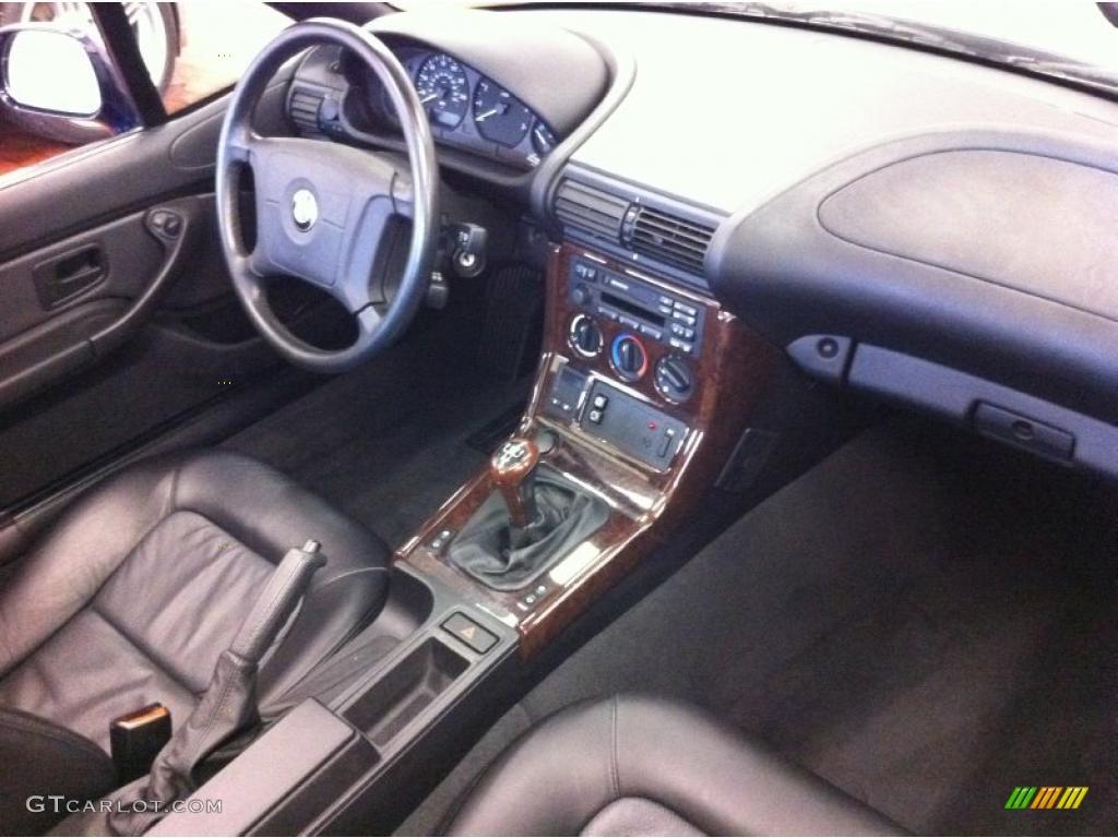 1997 bmw z3 28 roadster black dashboard photo 39212818 black bmw z3 1997