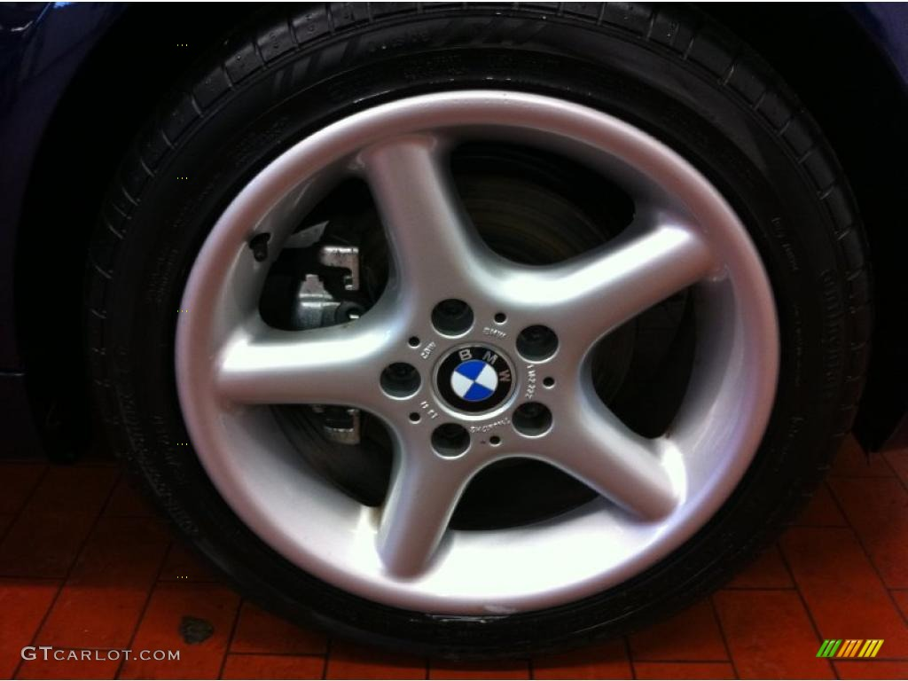 1997 Bmw Z3 2 8 Roadster Wheel Photo 39212890 Gtcarlot Com