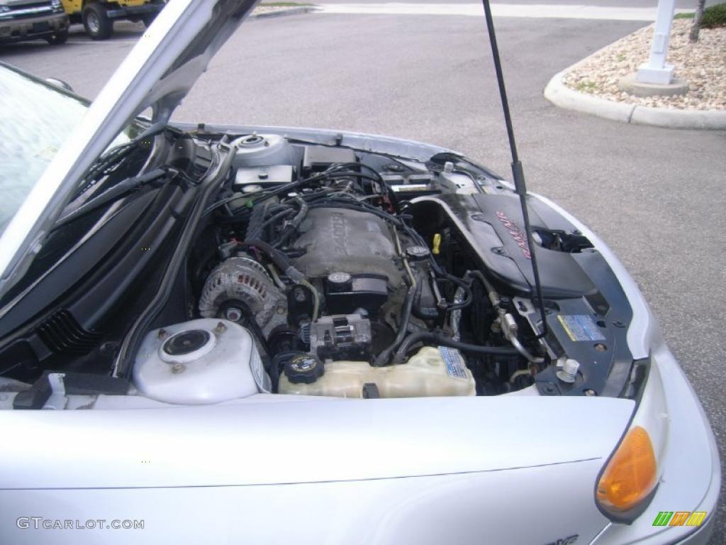 2003 Pontiac    Grand       Am    GT Sedan 34 Liter    3400    SFI 12 Valve