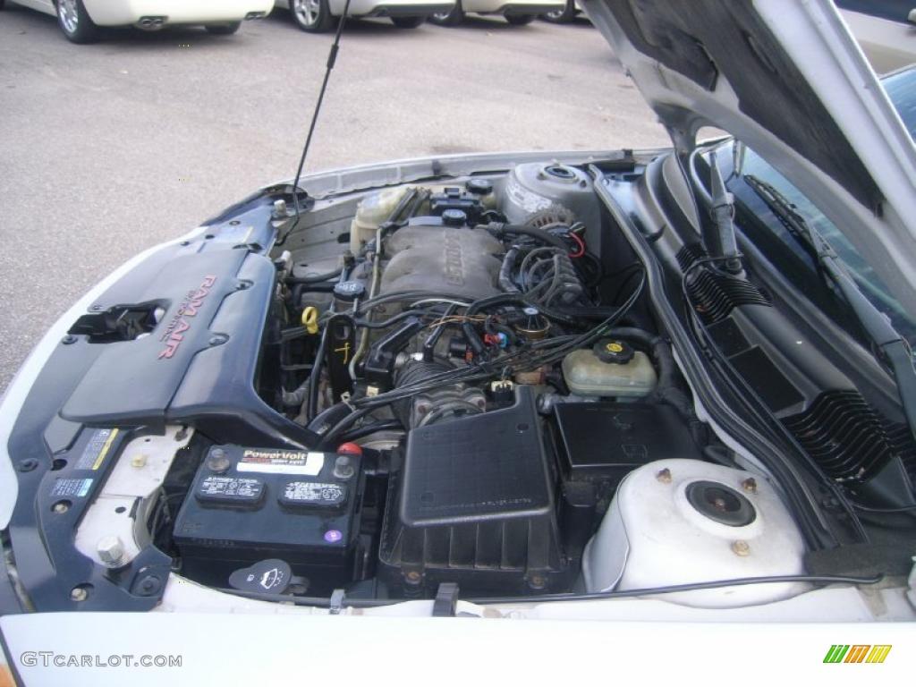 2003 Pontiac Grand Am Gt Sedan 3 4 Liter 3400 Sfi 12 Valve