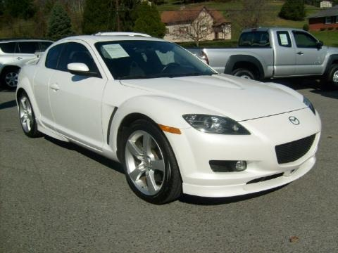 2005 Mazda RX 8 Data, Info And Specs