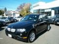Jet Black 2010 BMW X3 Gallery