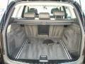 2010 BMW X3 Black Interior Trunk Photo