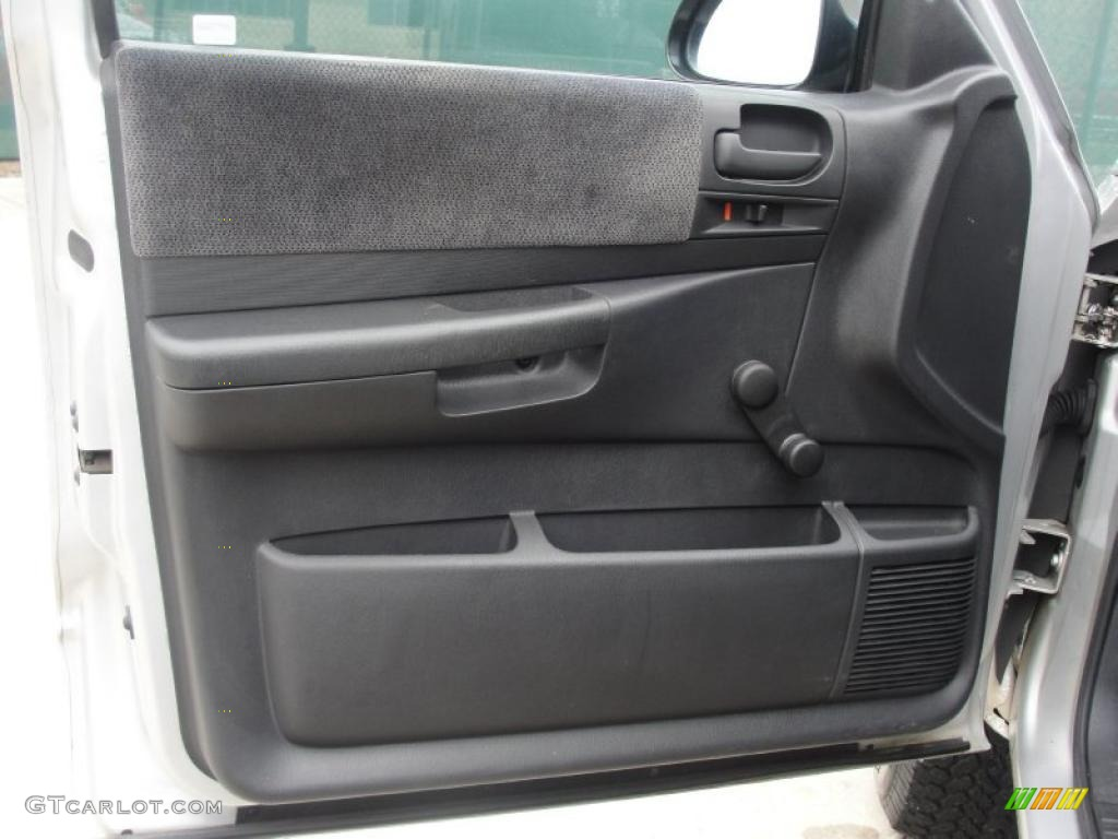2001 Dodge Dakota Sport Quad Cab Door Panel Photos