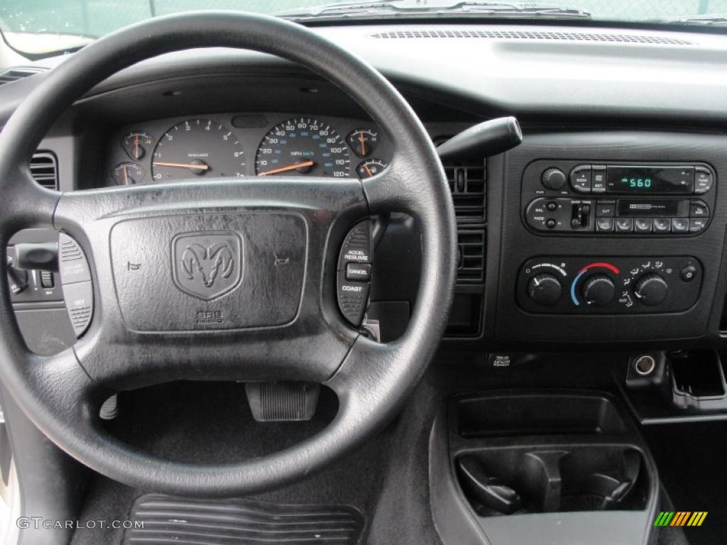 on 1997 Dodge Dakota Sport