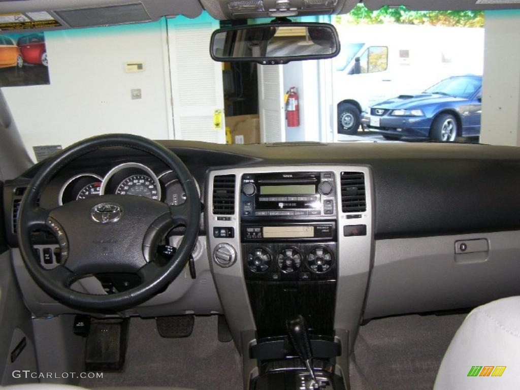 2007 Toyota 4runner Limited 4x4 Stone Dashboard Photo