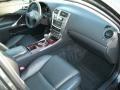 Black Interior Photo for 2008 Lexus IS #39235208
