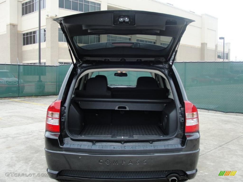 2008 jeep compass rallye trunk photos. Black Bedroom Furniture Sets. Home Design Ideas