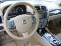 Caramel Prime Interior Photo for 2010 Jaguar XK #39239149