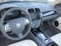 2011 Jaguar XK Ivory/Oyster Interior Prime Interior Photo