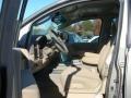 Almond 2008 Nissan Titan Interiors