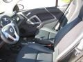 2010 fortwo passion cabriolet design Black Interior