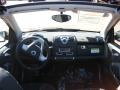 Dashboard of 2010 fortwo passion cabriolet