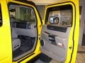 2003 Yellow Hummer H2 SUV  photo #23