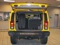 2003 Yellow Hummer H2 SUV  photo #26
